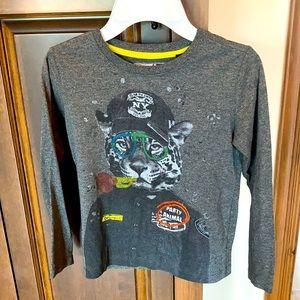 Desigual T-shirt Boys Size 5-6 mint condition